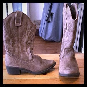 Other - Size 12 Girls Cowboy Boots